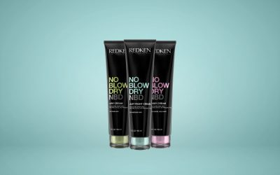 Redken No Blow Dry available at Elesse Hair and Beauty Salon